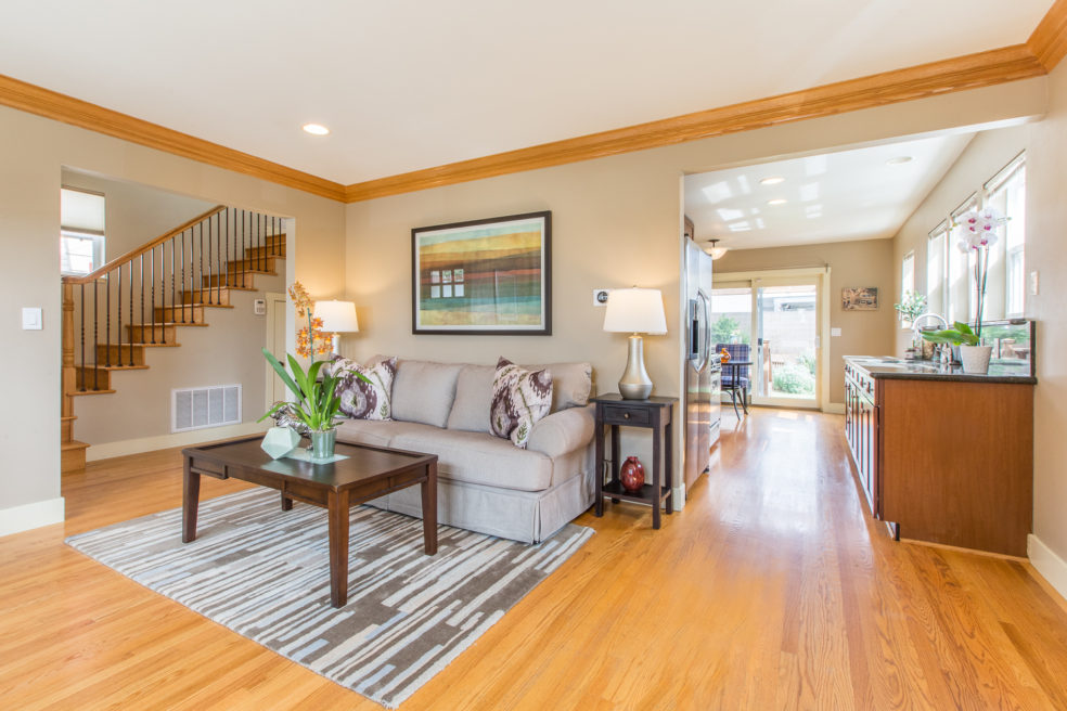 2 BR Remodeled Staged Home