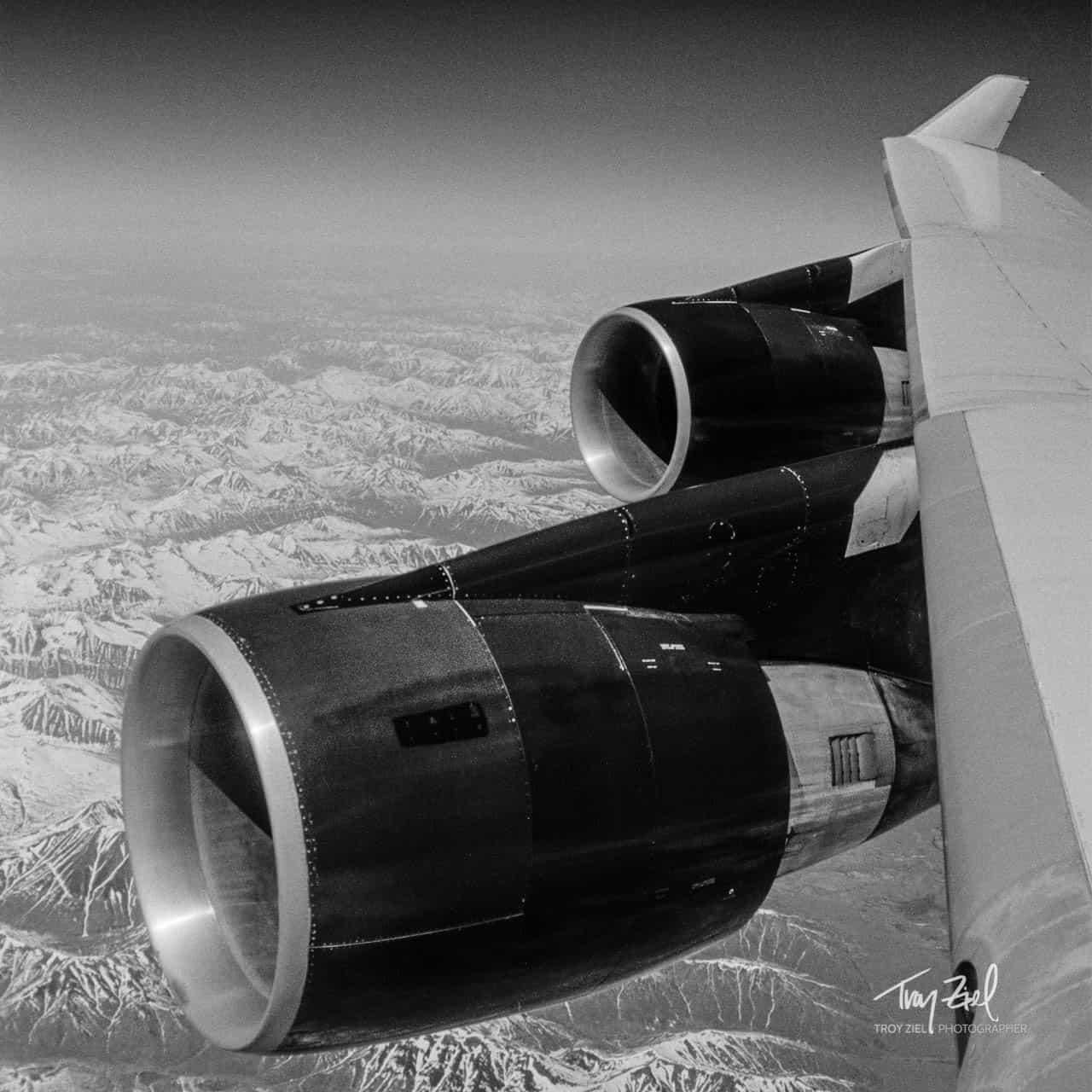 747 Over Tundra