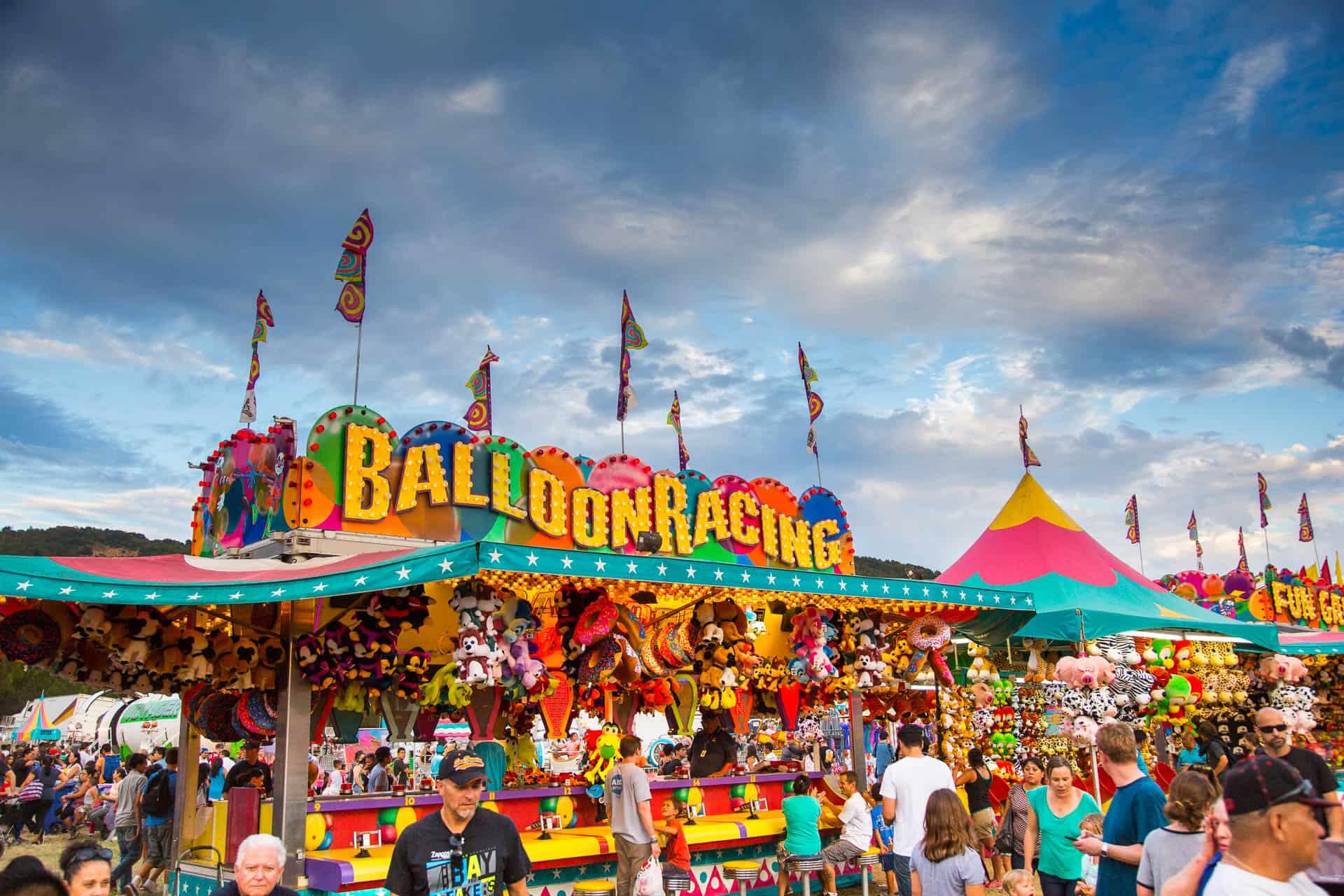 Balloon Racing
