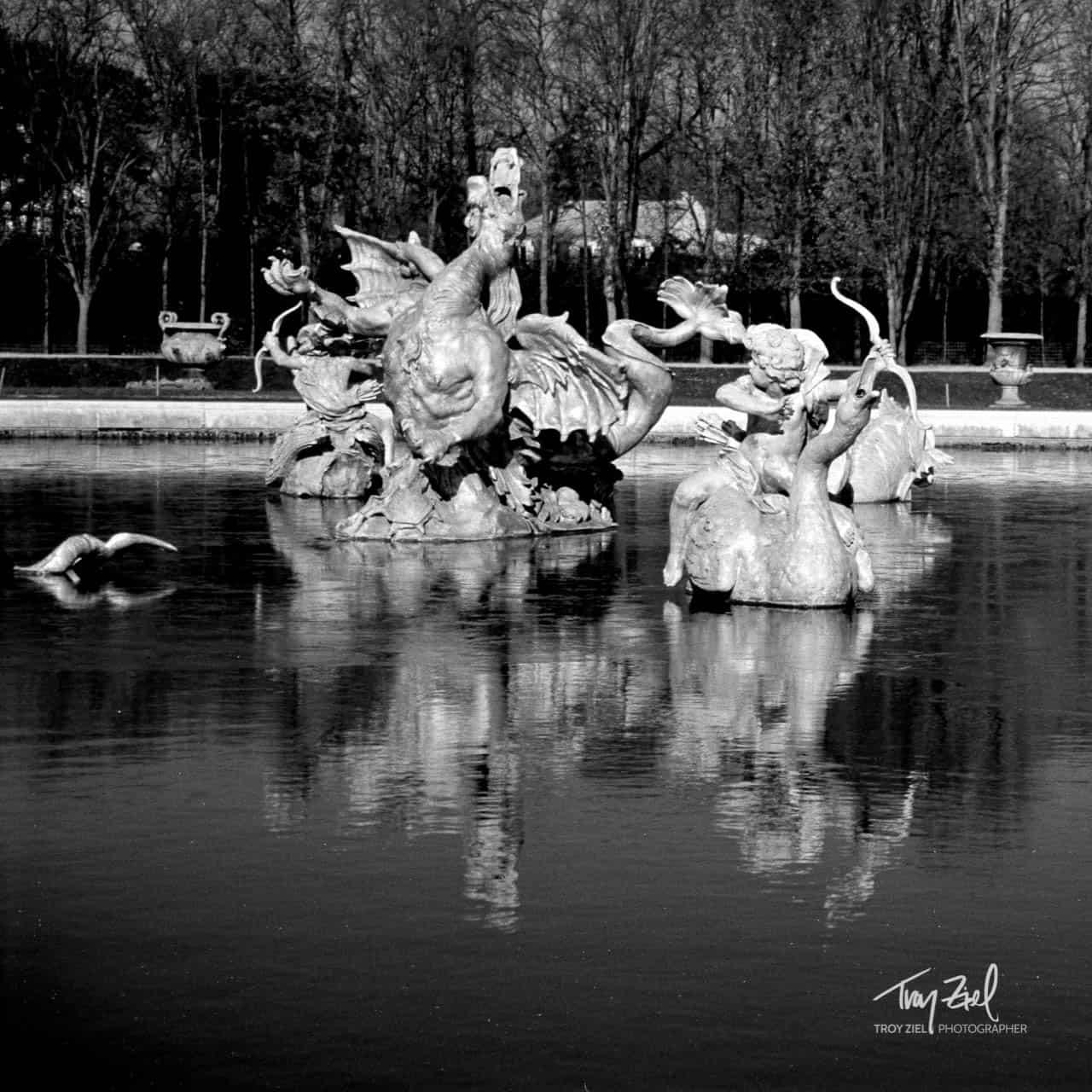 Frozen Fountain 3