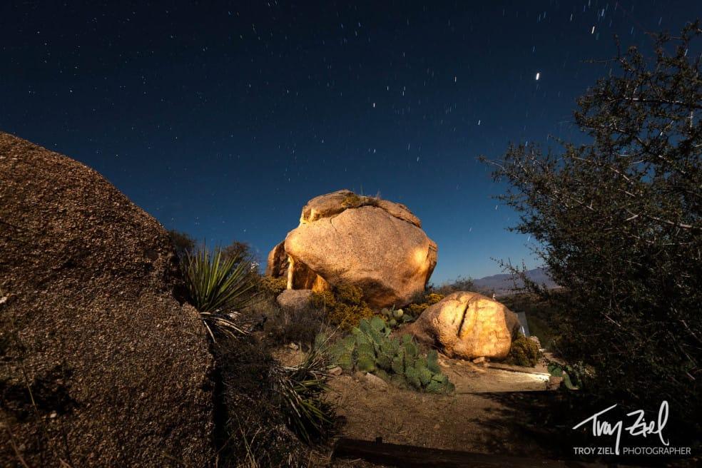 Heart Rock – Desert Light