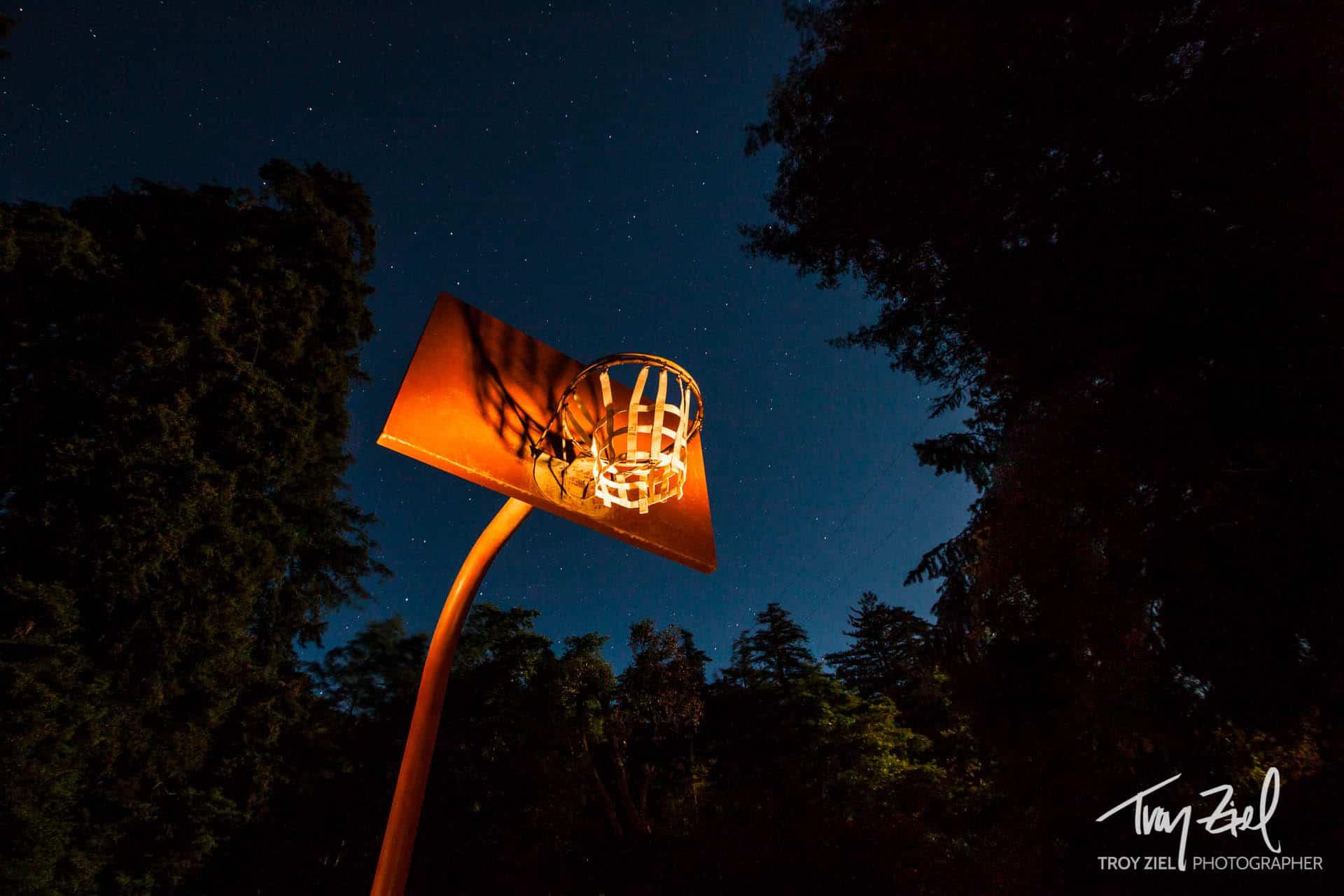 Hoop amongst the stars (1 of 1)