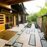 Japanese Onsen Ryokan in Matsue