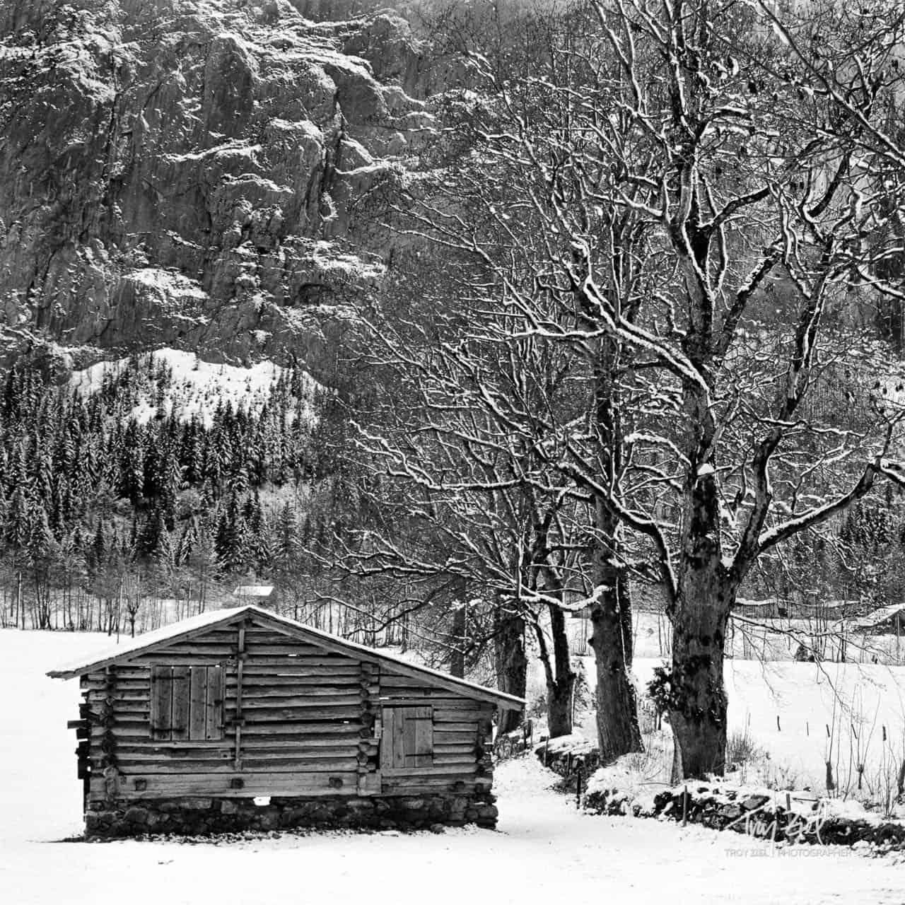 Switzerland Cabin