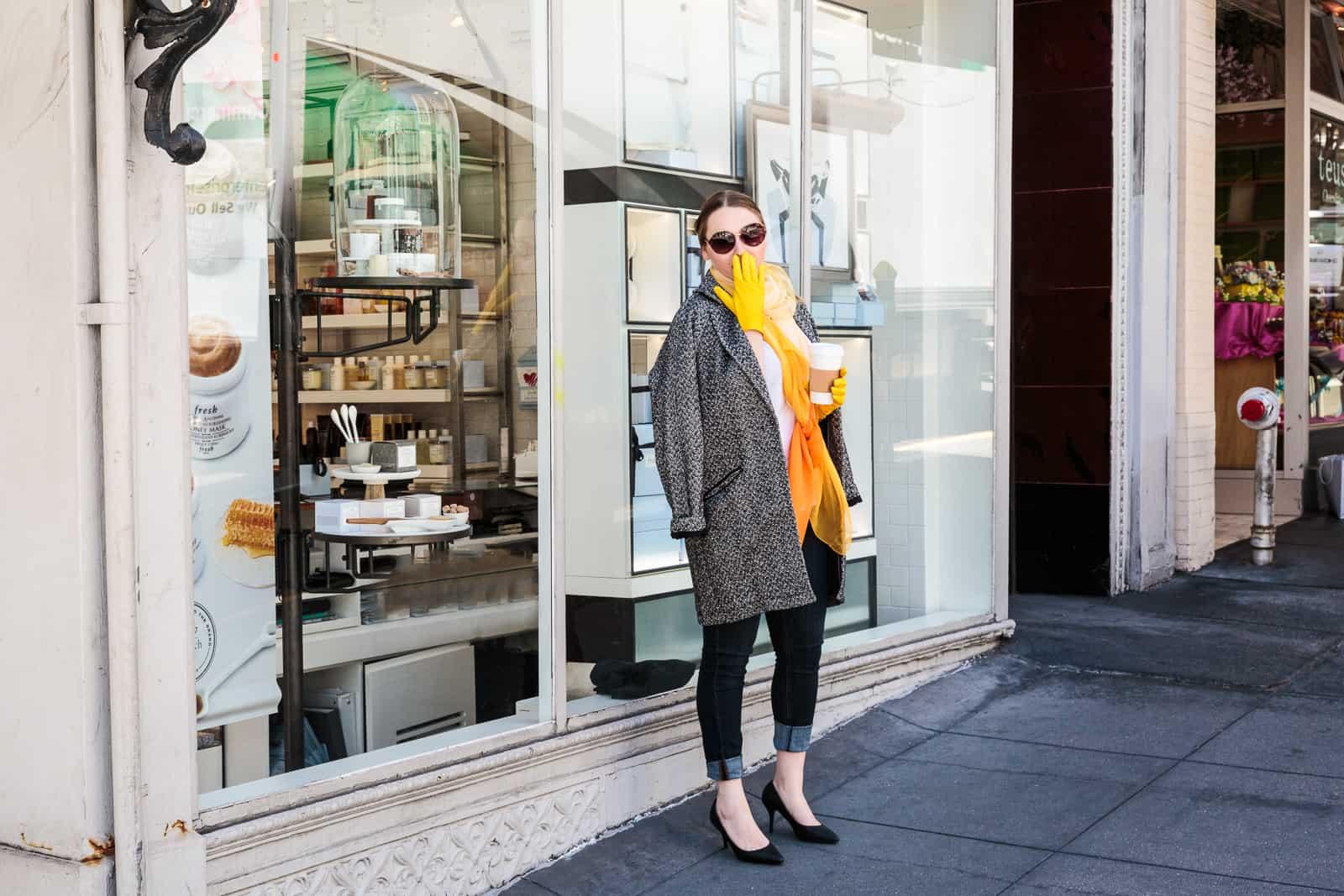 beau-gant-classic-gloves-silk-lining-yellow-fashion