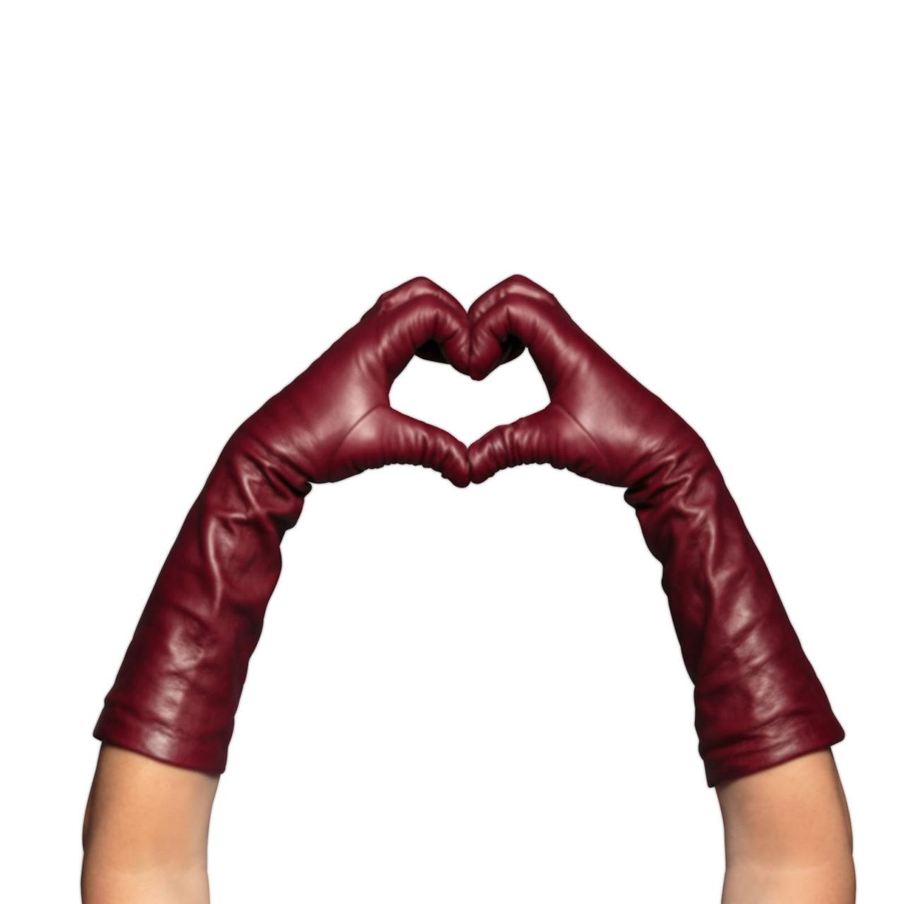 beau-gant-gloves-8-inch-long-dark-red-heart